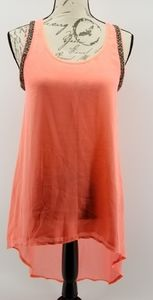 BLVD Collection Neon Tank Top! NWT!
